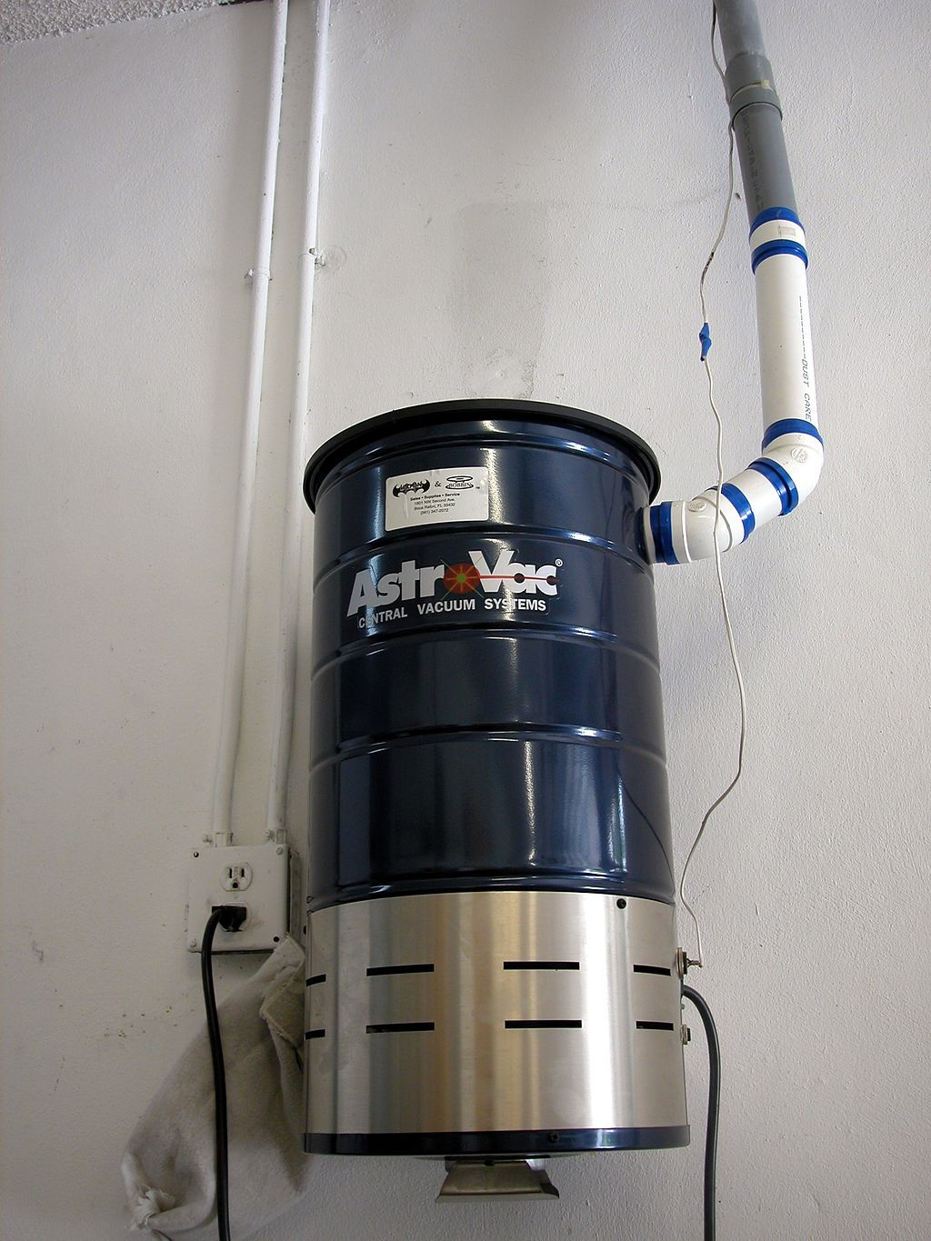 image - How Much Does It Cost to Install a Central Vacuum System?