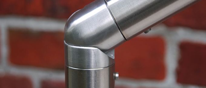 What Are the Advantages of Stainless Steel Handrail Fittings?