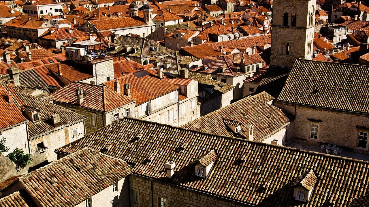 image - roofs
