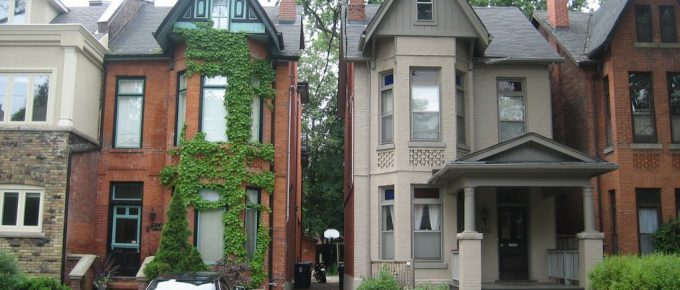 Types of Houses in Canada