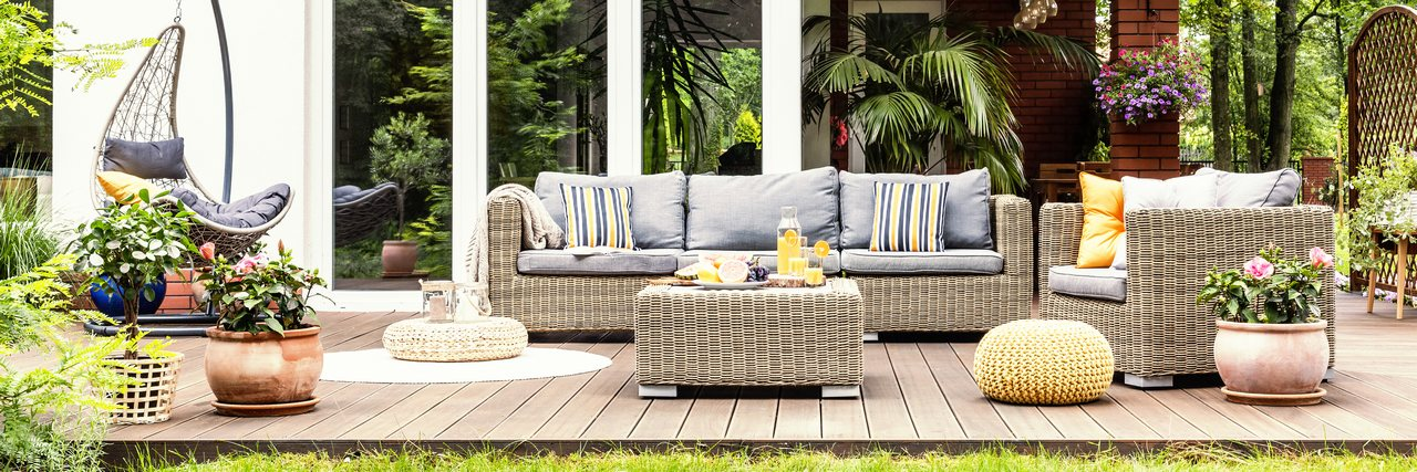 image - How to Match Your Patio Chairs to the Design of Your Home