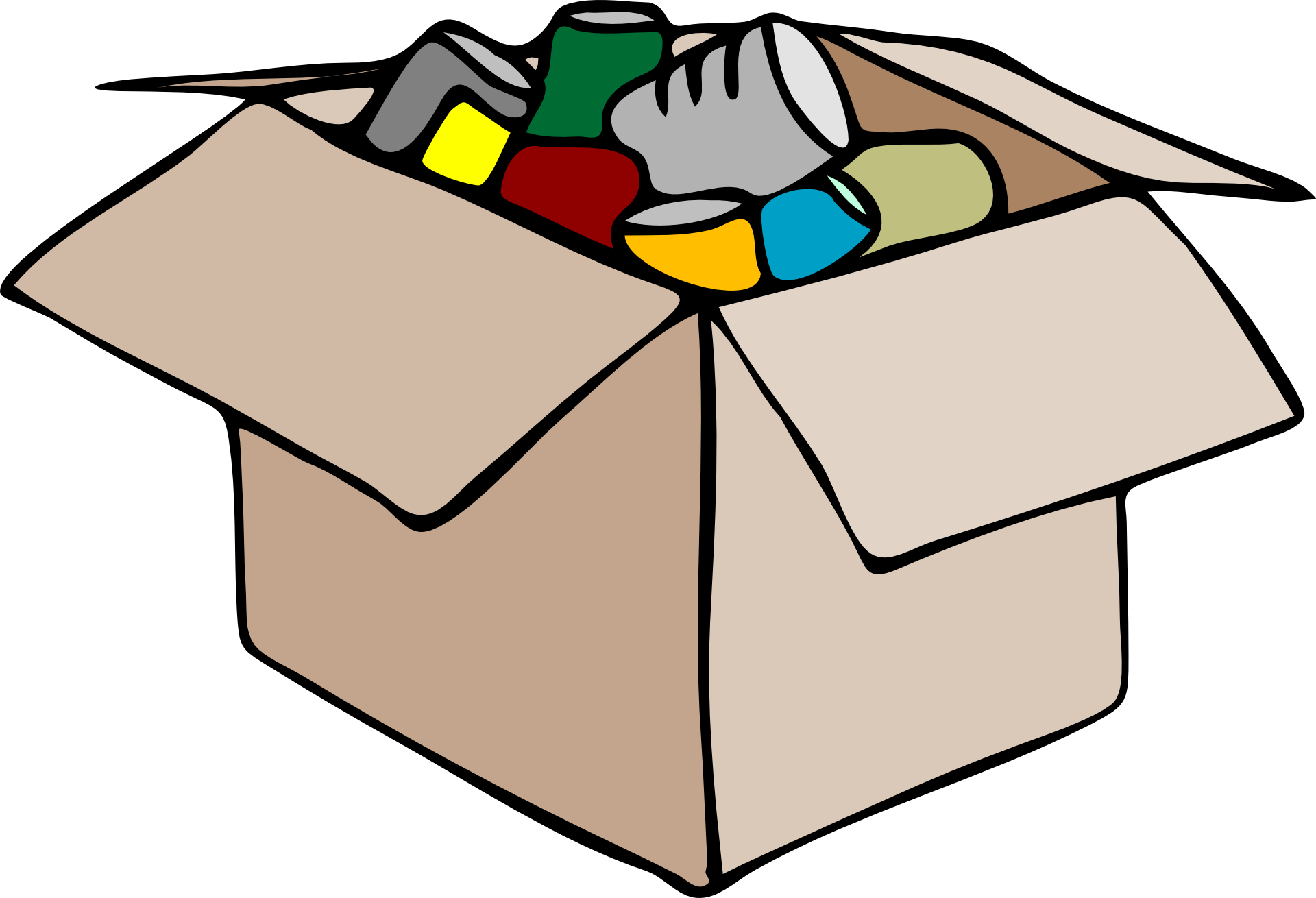 image - Tips For Packing And Moving Kitchen Items
