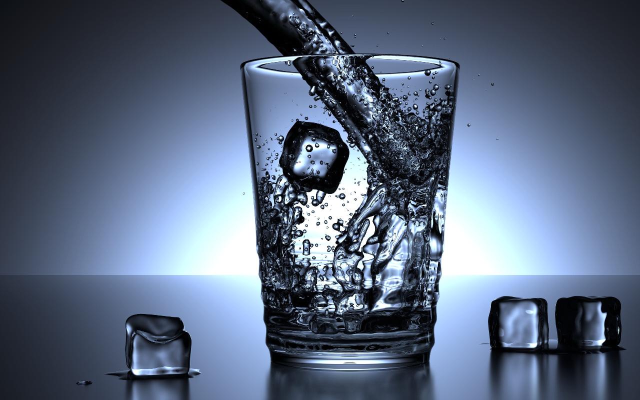 image - drinking water