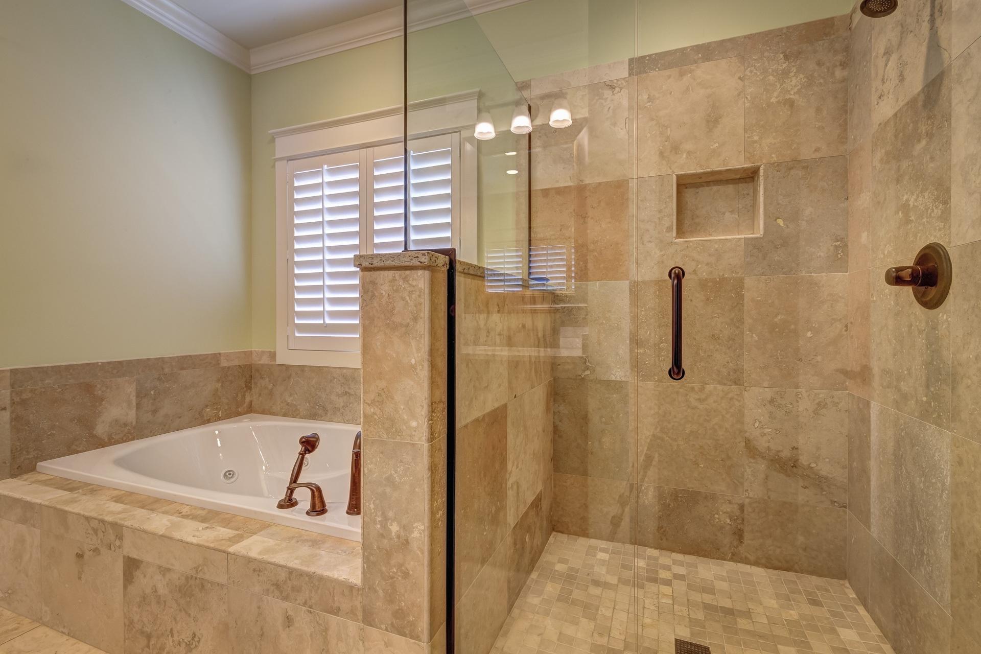 image - Best Materials for Bathroom Walls