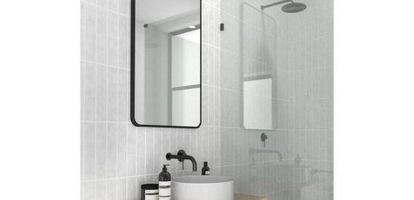 Choosing a Corner Bathroom Mirror