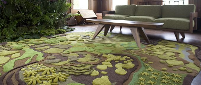 Choosing an Area Rug for Your Interior Space? Here Are the Tips