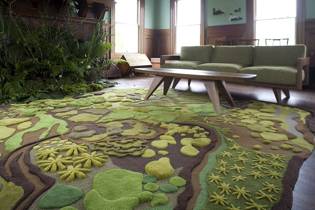 image - Choosing an Area Rug for Your Interior Space Here Are the Tips