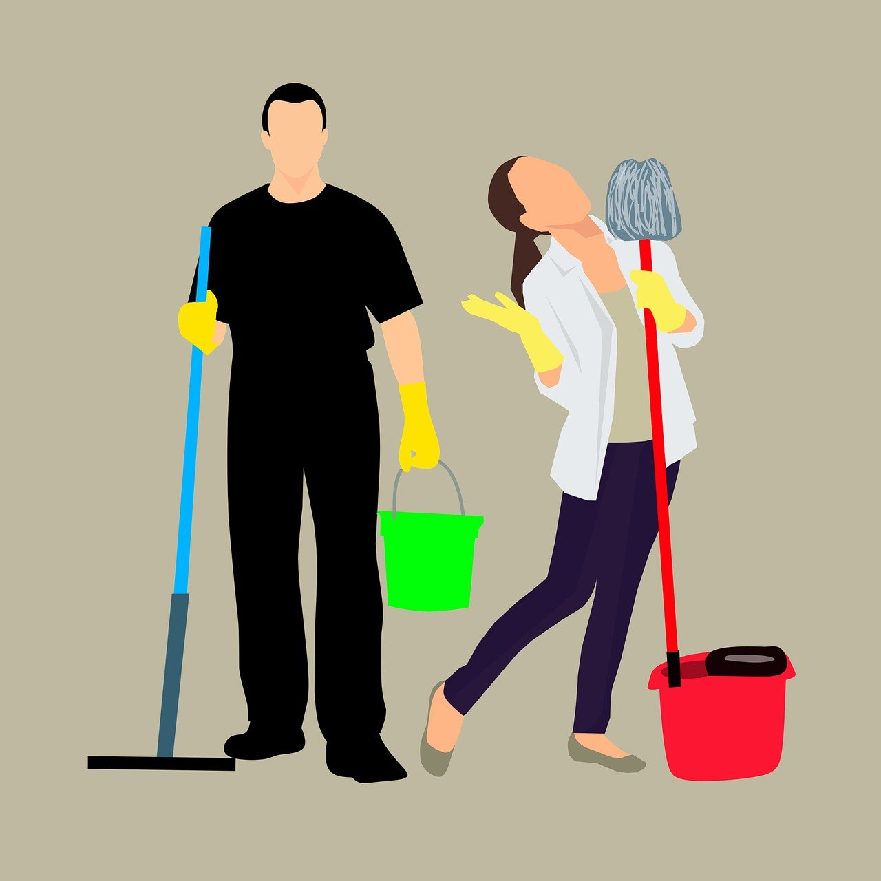 image - What to Expect from a House Cleaning Service