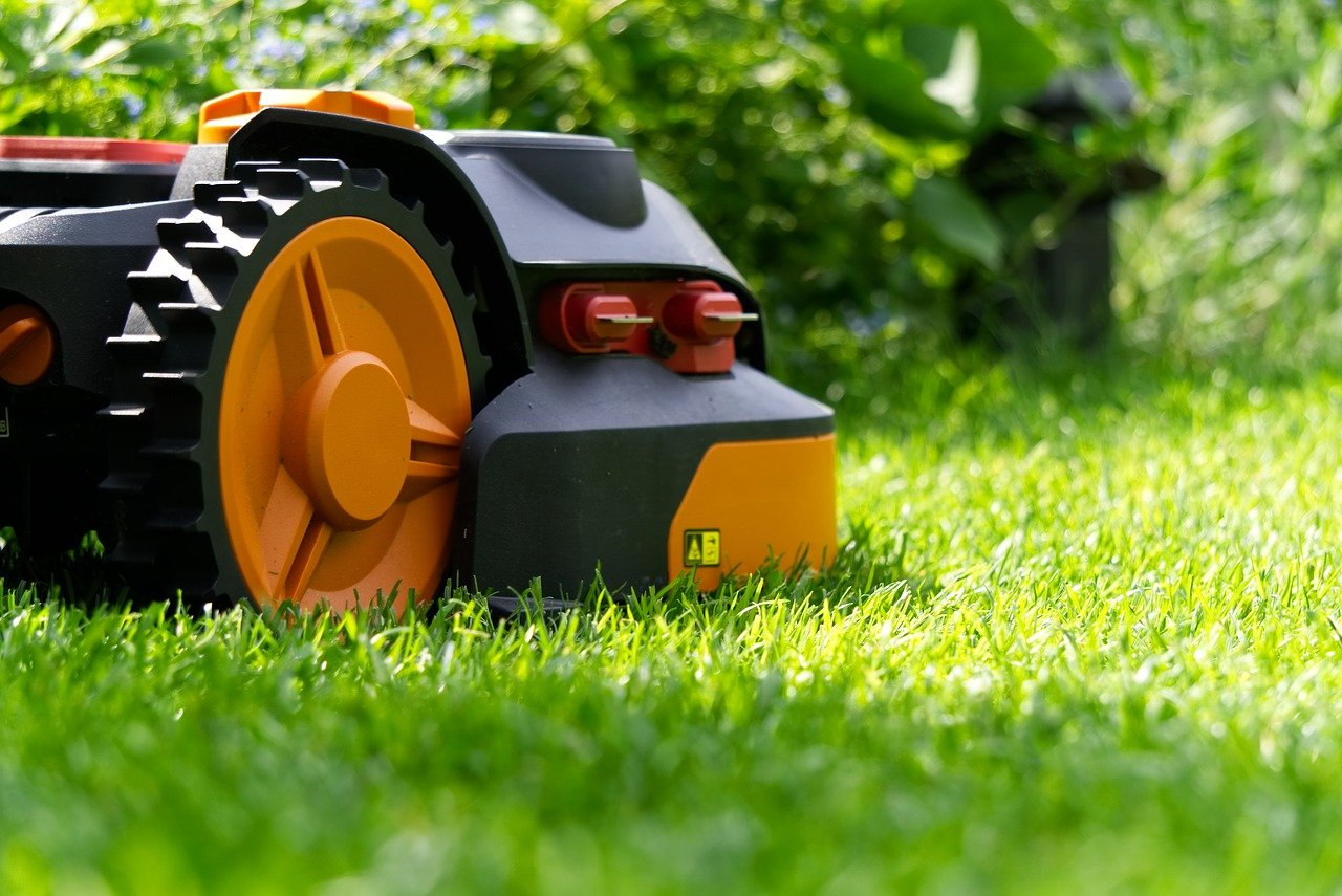 image - How Does a Robot Lawn Mower Work