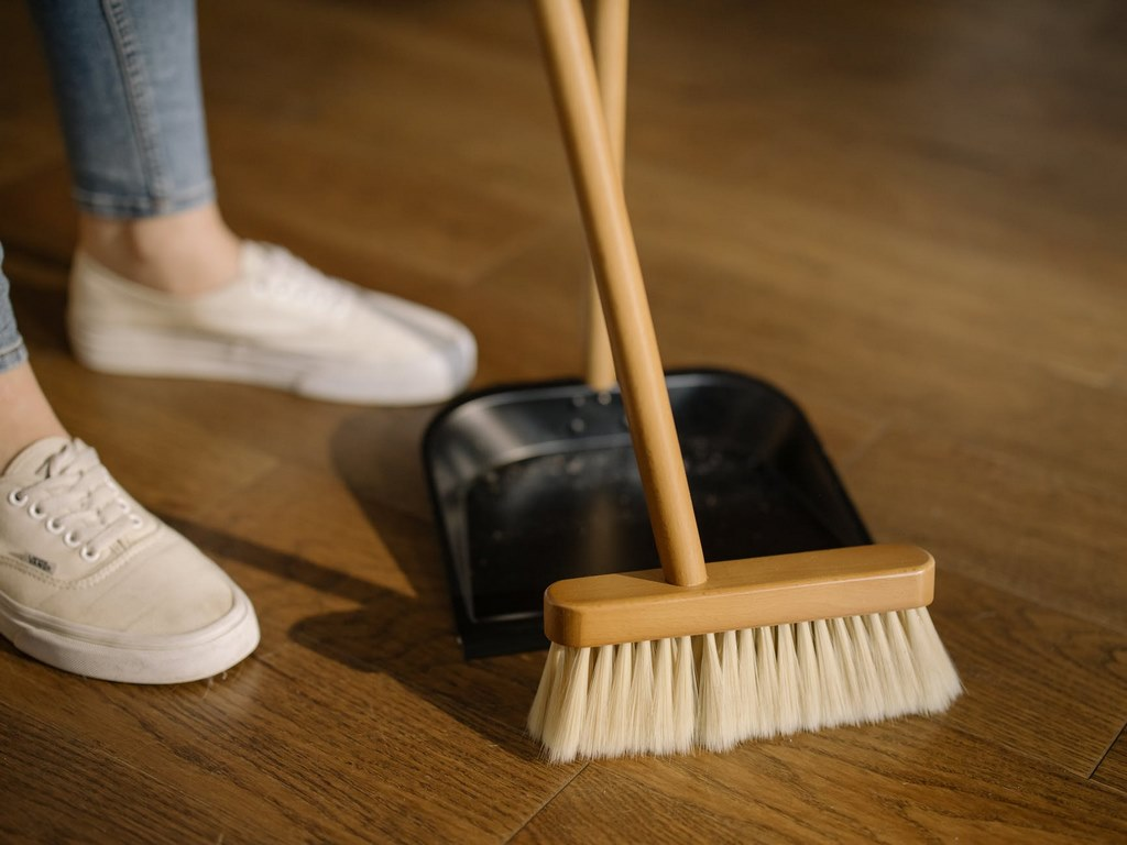 image - the cleaning process enjoyable and fun