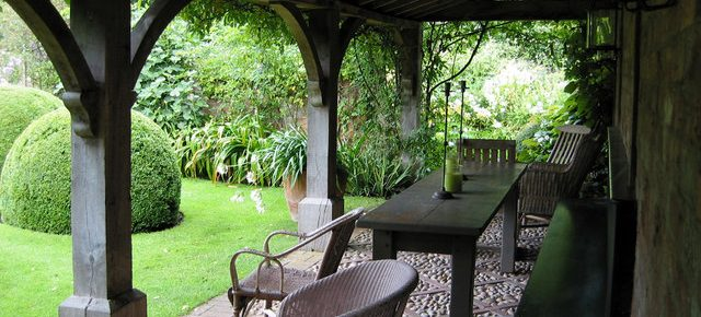 Inexpensive Ways You Can Cover Your Patio