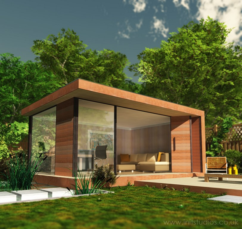image - Inspiring Latest Trends in Garden Offices