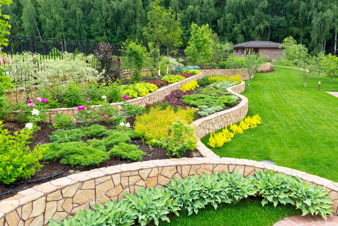 image - Landscaping Ideas That'll Bring Your Garden to Life