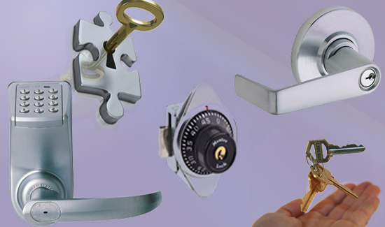 image - Lost Keys or Forgotten Combination