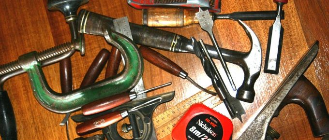 7 Must Have Woodworking Tools