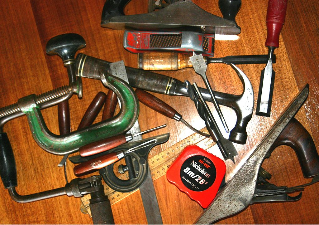image - 7 Must Have Woodworking Tools