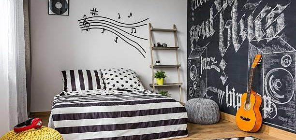 8 Interesting Home Décor Ideas for Music Lovers