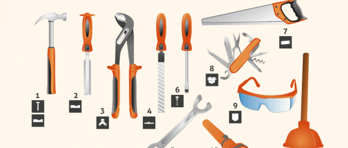 Basic Home Improvement Tools for Diy