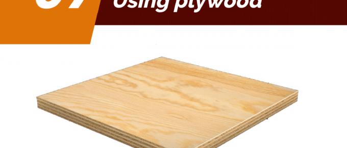 Choosing Top Plywood Brands in India