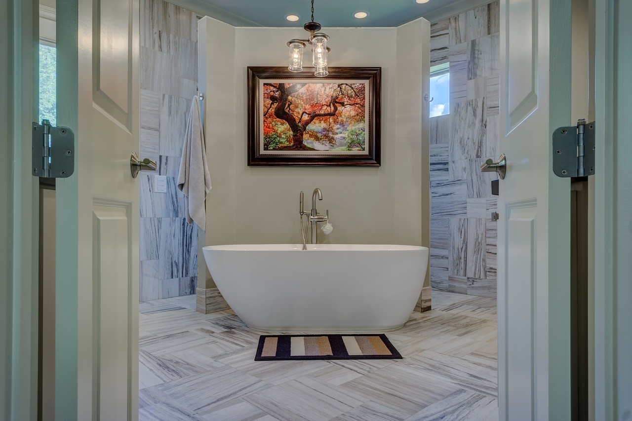 image - Freestanding Bath