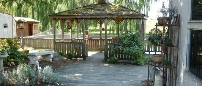 Things to Keep in Mind Before Installing A Pergola