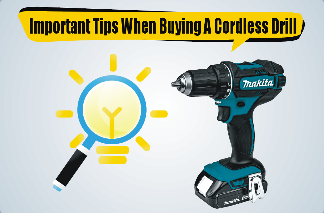 image - Cordless Drill Buying Guide
