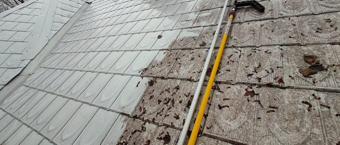 How to Clean A Metal Roof in Nine Steps?