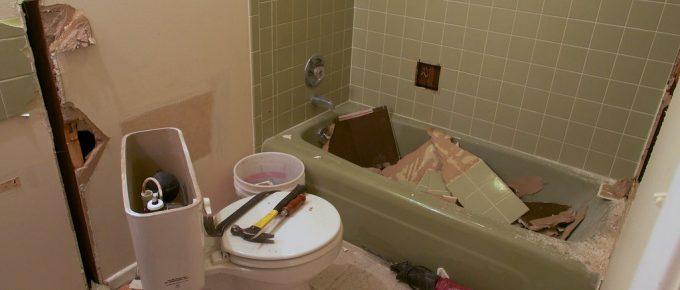 DIY Bathroom Demolition for Remodeling