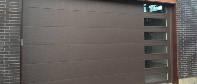 Add an Extra Layer of Security to Your Firm with Aluminum Garage Doors