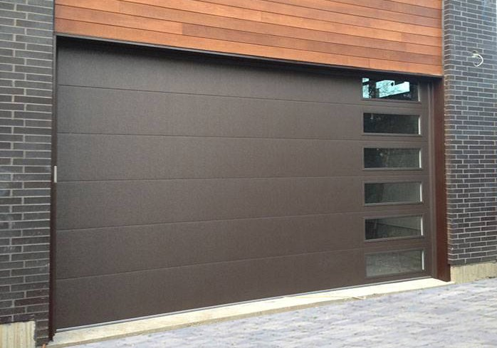 mage - Add an Extra Layer of Security to Your Firm with Aluminum Garage Doors