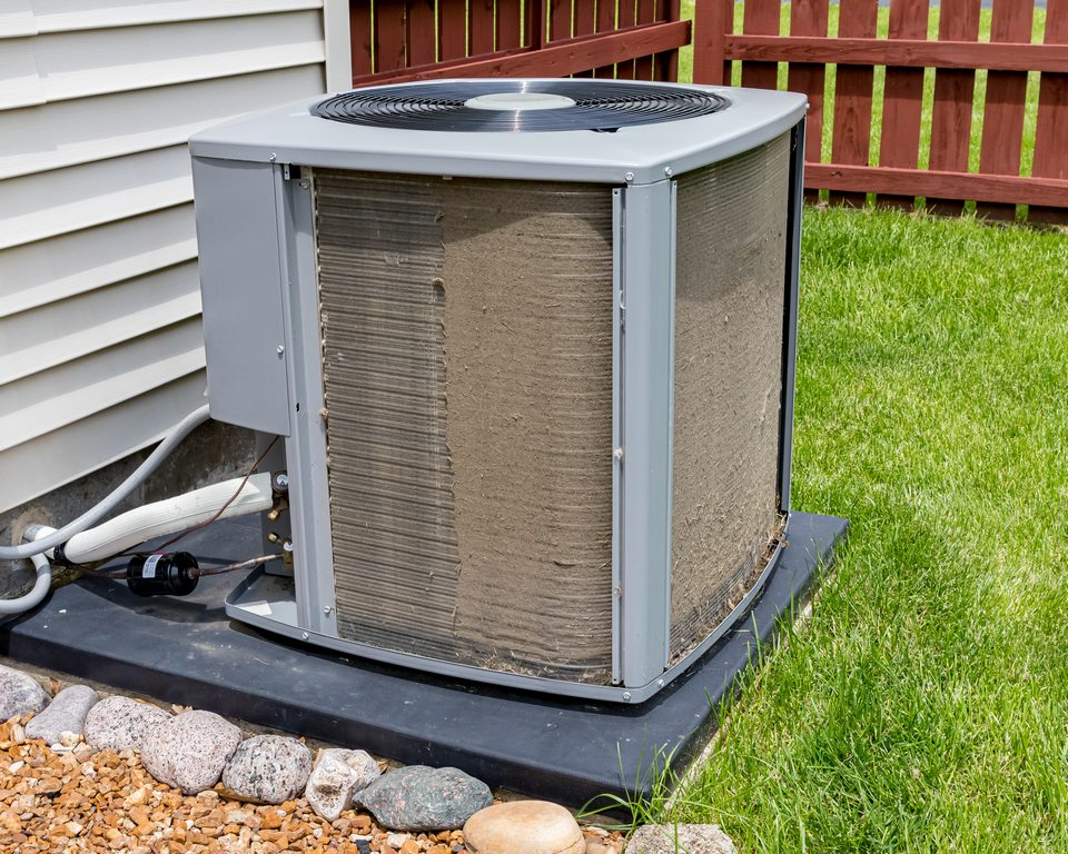 image - Routine Maintenance for an Air Conditioning Unit
