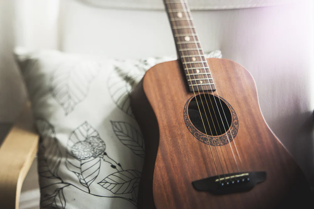 image - Find Out If Guitar is Your Thing