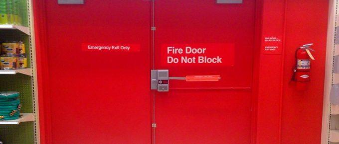 Fire door Myths