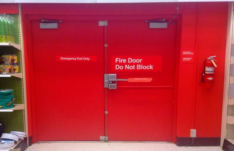 image - Fire door Myths