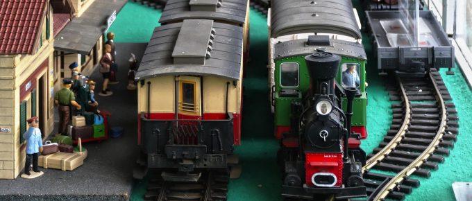 The World's Greatest Crafty Hobby You Never Heard of: Model Railroading