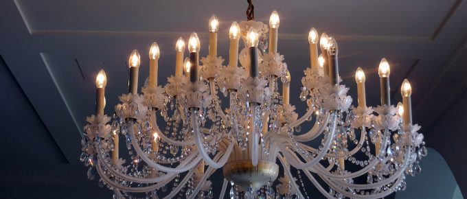 Brief Information About the Manufacturing and The Types of Crystals in Chandeliers