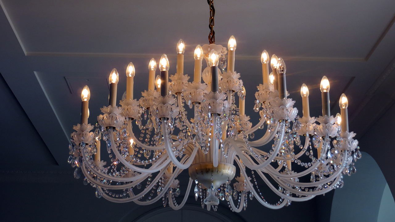 image - Brief Information About the Manufacturing and The Types of Crystals in Chandeliers