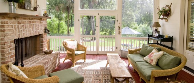 How to Build a Sunroom on Your House