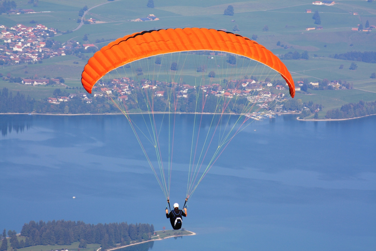 image - 6 Fundamental Equipment You Must Have for Paragliding