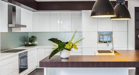 Minimalist Kitchen Designs for Apartments