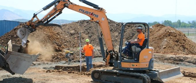 These are Types of Excavation in Construction