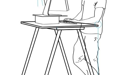 How to Find a Compact Standing Desk?