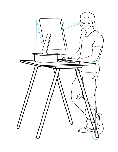 image - How to Find a Compact Standing Desk?