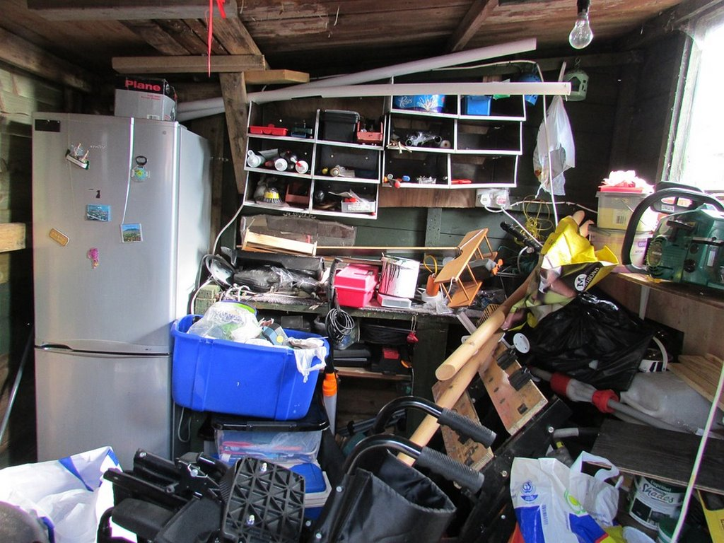 image - Cleaning Out the Garage An Essential Checklist