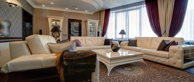 Decorating A Living Room from A To Z