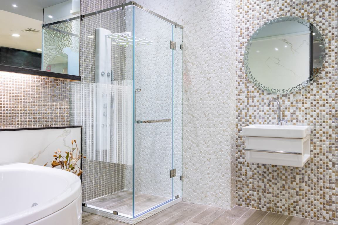 image - Glass Materials for Shower Doors