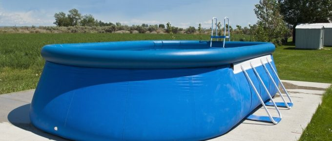 How to Disassemble an Above Ground Pool