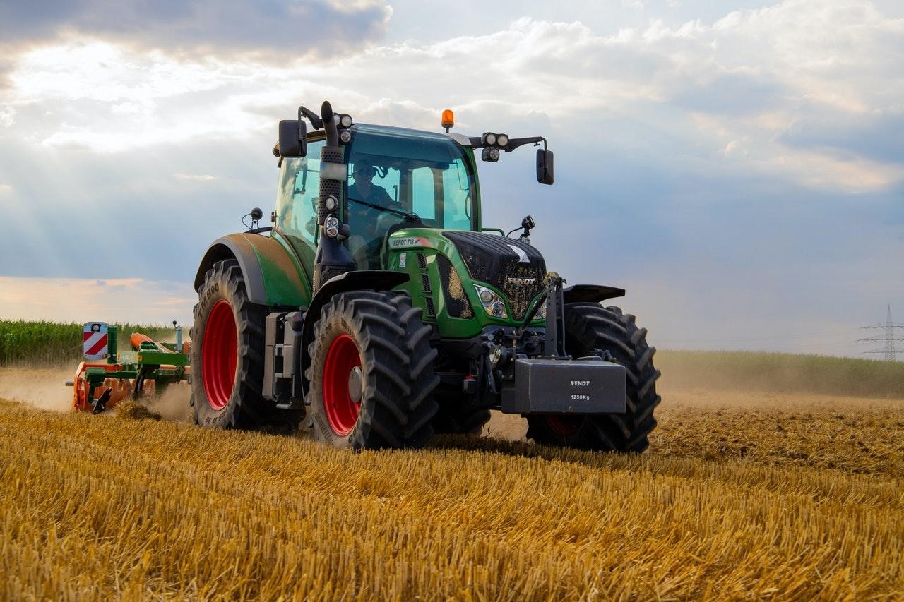 image - The Benefits of Using Tractor for Modern Agriculture and Farming