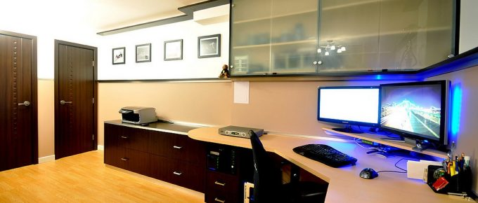 Tips for Transforming your Basement Into an Office