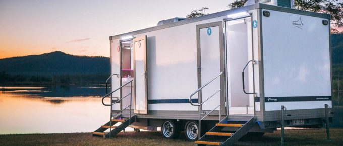 Top Reasons to Use Luxury Portable Restroom Trailer